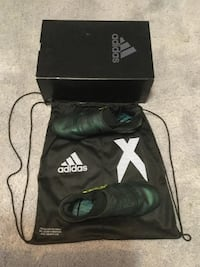 `Very RARE Adidas X17+ Purespeed FG With Box, Bag, and insoles in shoe SIZE 10.5 Allentown