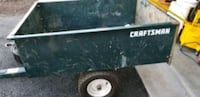 Craftsman Lawn Trailer and lawn sweeper Brunswick, 21716