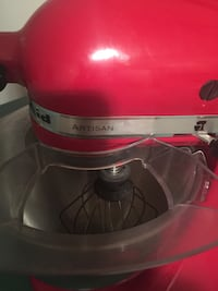 Red kitchenaid stand mixer Fort Smith, 72901