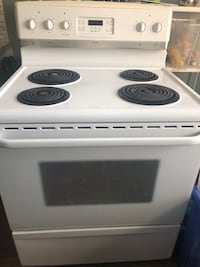 Stove - Oven - Electric Range in White London, N6G 2E4