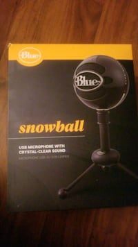 USB microphone with crystal clear sound