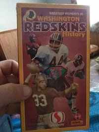 Greatest Moments in Washington Redskins History book Romney, 26757