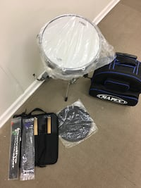 Brand new Mapex Snare drum kite rolling bag