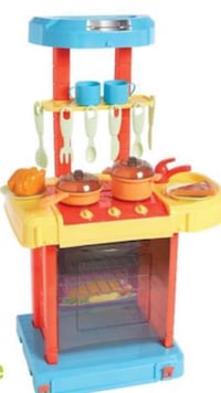 Brand new foldable kitchen for kids Toronto, M1G 1R9