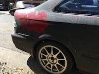 2000 civic coupe 5 speed runs great Denver, 80206