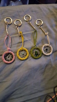 Keychain dreamcatchers Burnaby, V5A 1R1