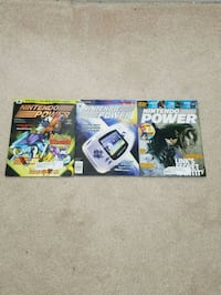 Three Nintendo Power Issues Fairfax, 22033