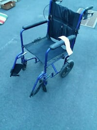 Travel Foldable Wheelchair with brakes Fort Mill