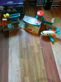 1970s Fisher Price lot Hedgesville