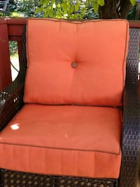 Patio cushions, two sets Naperville, 60540