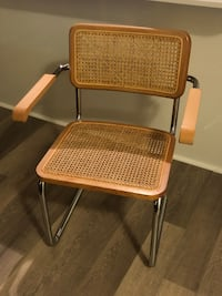 Woven cantilever chair Mississauga, L5R