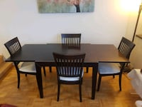 Expandable Dining Table: Structube Westmount, H3Z 3J8