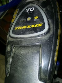 Boat motor  (electric) traxxis 70