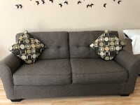 Ashley furniture couch for sale! 6 month old in excellent condition