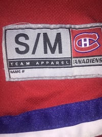Red,white and blue Montreal Canadiens  Winnipeg, R3E 0J4