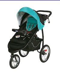 graco click connect fast action jogger stroller West Kelowna, V4T 2T5
