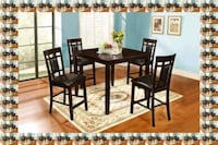 Counter height  dining table  with chairs Elkridge, 21075