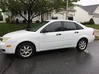 Ford - Focus - 2005 Silver Spring