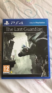 PS4 The Last Guardian game case Pickens, 29671