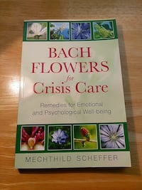 Bach Flowers for Crisis Care book