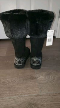 Juicy couture boots size 6 Spruce Grove, T7X 4P9