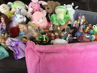 assorted plush toys and dolls Ingersoll, N5C 1T9
