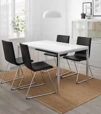 Practically new table from Ikea!  TORSBY Vancouver, V6G 1B2