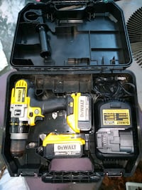 DeWalt 3 speed hammer drill Hyattsville, 20783