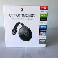 Google Chromecast Media player Richmond Hill, L4E 4E8