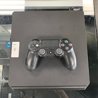 1TB Sony PlayStation 4 Slim With Wireless Controller
