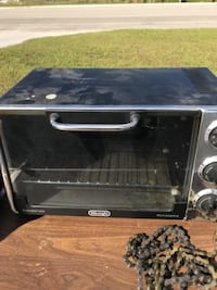 stainless steel Oster toaster oven WASHINGTON