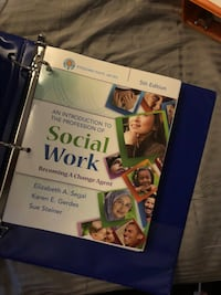 An Introduction to the profession of social work 5th edition  Alexandria, 41001