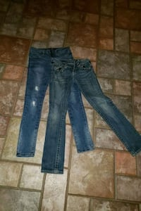 Girls jeans Grottoes, 24441