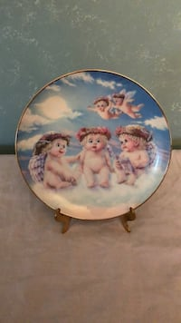 decorative plate Morristown, 07960