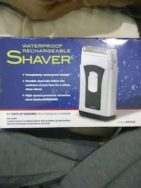 gray and black rechargeable shaver box Ojai, 93023