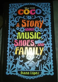 COCO A Story About Music, Shoe's And Family Victoria