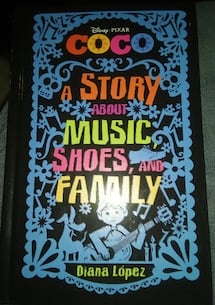 COCO A Story About Music, Shoe's And Family