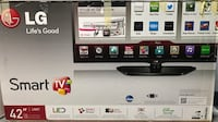 "42"" LG LED Smart TV Calgary, T1Y"