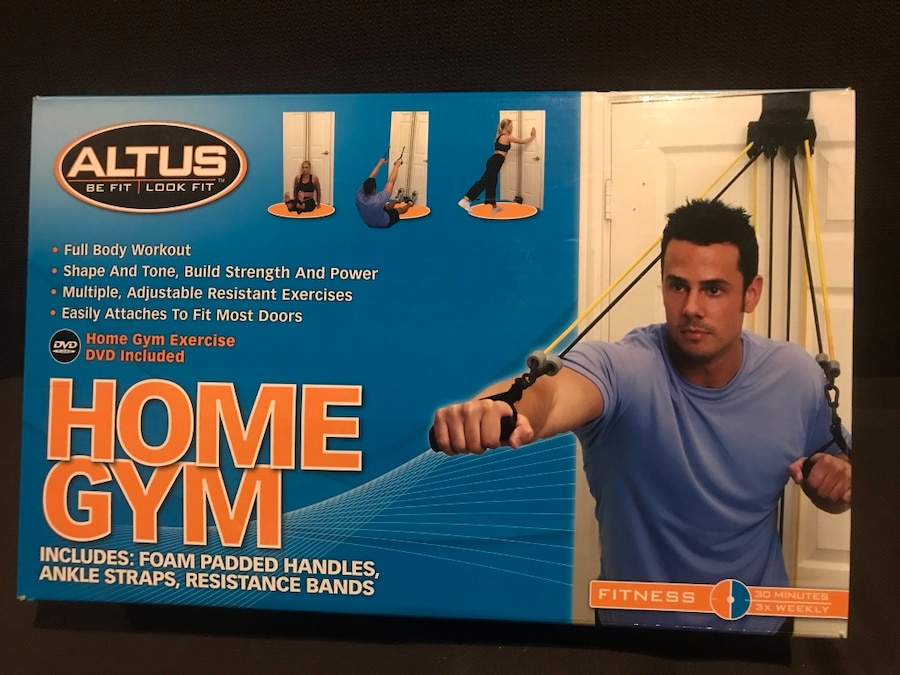 Home Gym Resistance Bands For Over The Door