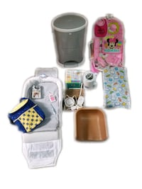 All together or buy individually baby items