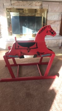 Vintage kids rocking horse Carpentersville, 60118