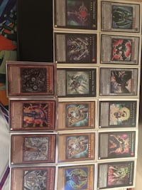 Yu-gi-oh cards bulk and collectible cards Edmonton, T6W 1H8