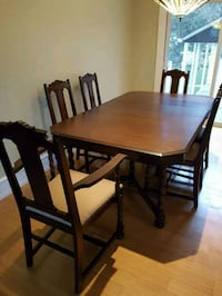 Large Dining Table And 6 Chairs  Fort Erie, L0S 1N0