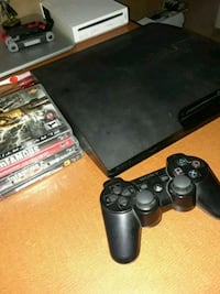 PlayStation 3 and games Culver City, 90232