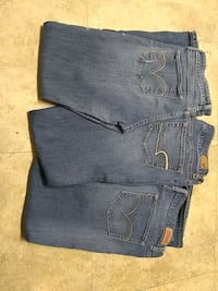 Levi's size 11 and American Eagle size 10 jeans Thibodaux, 70301
