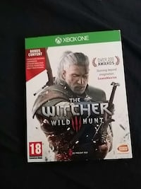 The witcher 3 Wild hunt- Xbox one spill Oslo, 0001