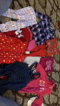 Toddler's assorted-color clothes lot Yakima, 98908