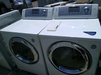 LG TOP LOAD WASHER AND GAS DRYER  Murrieta