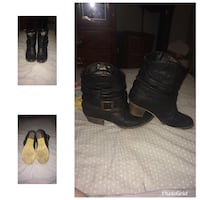 Woman's ankle boots  Pitt Meadows, V3Y 1M8