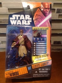 Star Wars Saga Legends MACE WINDU SL29  Bolton, L7E 1X7